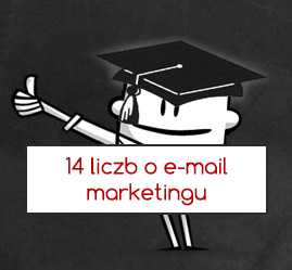 14 liczb o E-mail marketingu
