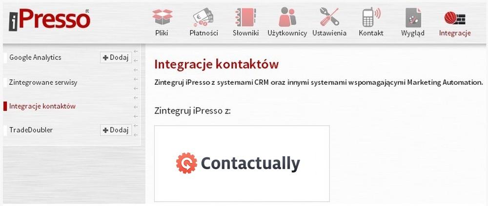 ipresso contactually2