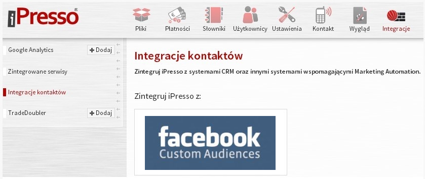 facebook plus facebook custom