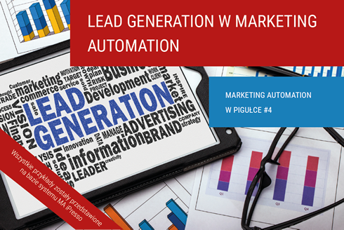 Lead generation w systemie Marketing Automation – nowy, darmowy e-book iPresso Academy!