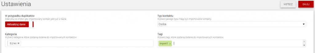 Importowanie kontaktów3