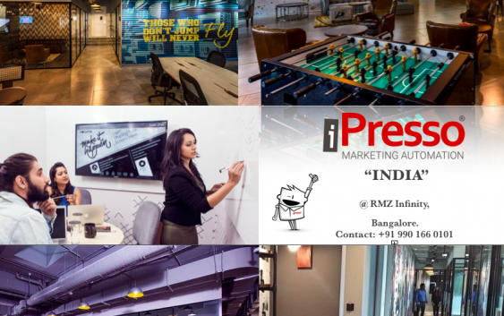 Nowe biuro iPresso Marketing Automation w Indiach